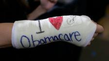 Audio «Politdrama um die Abschaffung von Obamacare» abspielen