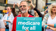 Audio ««Obamacare wird immer beliebter»» abspielen