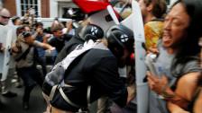Audio ««Die Rassisten haben Zulauf in den USA»» abspielen