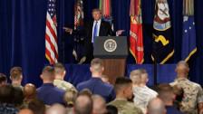 Audio «Donald Trump will Militäreinsatz in Afghanistan verstärken» abspielen
