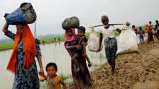 Audio «Keine Zukunft für Rohingyas in Burma» abspielen