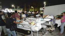 Audio «Schweres Erdbeben in Mexiko» abspielen