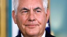 Audio «US-«Draussenminister» Rex Tillerson» abspielen