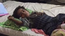 Audio «Eine ganze Spitalabteilung für verletzte Rohingya» abspielen
