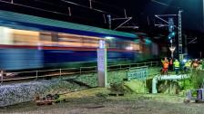 Audio «Bahnunterbruch bei Rastatt: Schadenersatzforderungen gestellt» abspielen