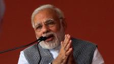 Audio «Indiens Premier Modi im Gegenwind in seiner Heimat» abspielen