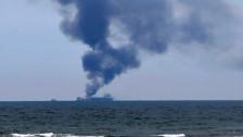 Audio «Brennender Öltanker vor der chinesischen Küste» abspielen