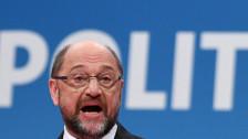 Audio «SPD-Delegierte für Regierungsverhandlungen» abspielen