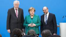 Audio «Grosse Koalition: Wer muss die grössten Kröten schlucken?» abspielen