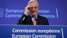 Audio «Brexit: Übergangsphase mit Grossbritannien gefährdet» abspielen