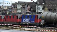 Audio «Stellenabbau bei SBB Cargo» abspielen
