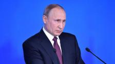 Audio «Was hat Putin zu sagen?» abspielen