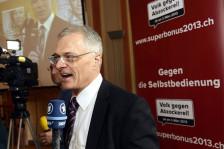 Audio «Abzockerinitiative verfehlt ihr Ziel» abspielen