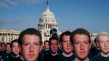 Audio «Washington und die Technologie-Giganten» abspielen
