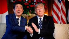 Audio «Freundschaft USA und Japan unter Druck» abspielen