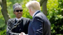Audio «Nigeria zu Besuch im Weissen Haus» abspielen