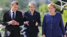 Audio «EU gegen Kündigung des Nuklearabkommens mit Iran» abspielen