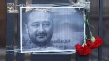 Audio «Für tot erklärter Kreml-kritischer Journalist Babschenko lebt» abspielen