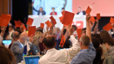 Audio «Widerstand bei SP-Basis gegen Steuervorlage 17» abspielen