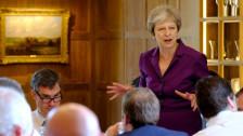 Audio «Theresa May will einen weichen Brexit» abspielen