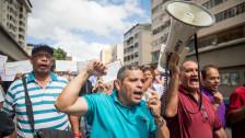Audio «Venezuela vor dem Kollaps» abspielen