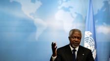 Audio «Kofi Annan - Das moralische Gewissen der Welt» abspielen