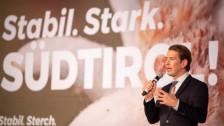 Audio «Besuch von Kurz in Südtirol ärgert Rom» abspielen