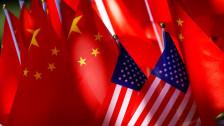 Audio «Trump verhängt weitere Sonderzölle auf China-Importe» abspielen