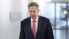 Audio «Deutscher Verfassungsschutz-Chef Maassen wird versetzt» abspielen