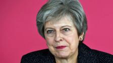 Audio «Brexit: Theresa May glaubt noch an eine Einigung» abspielen.