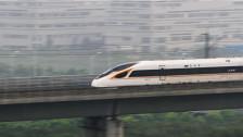 Audio «EU-Kommission verhindert deutsch-französische Zug-Fusion» abspielen