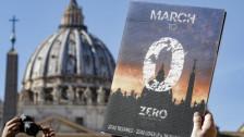 Audio «Enttäuschte Opfer nach katholischer Missbrauchskonferenz» abspielen