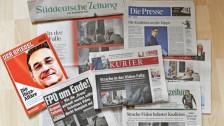 Audio «Medientalk: Die Pressefreiheit in Österreich» abspielen.