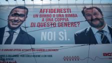 Audio «Erneute Regierungskrise in Italien» abspielen
