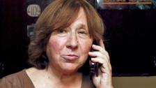Audio «Nobelpreis für Swetlana Alexijewitsch» abspielen