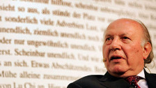 Audio «Imre Kertesz - die Shoah-Erinnerung liess ihn nie los» abspielen
