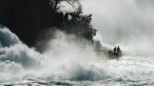 Audio «Zweites Kraftwerk am Rheinfall – Segen oder Fluch?» abspielen