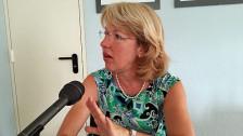 Audio ««Bonjour les Romands»: Jacqueline de Quattro - Biografie» abspielen