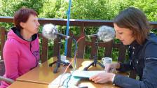 Audio ««Bonjour les Romands»: Magali Jenny - im Vallée du Gottéron» abspielen