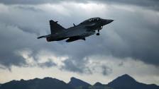 Audio «Bahn frei für 22 Gripen-Kampfjets» abspielen
