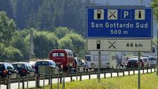 Audio «Avenir Suisse fordert Tunnelgebühr für den Gotthard» abspielen