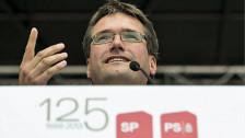 Audio «Legislatur-Halbzeitbilanz der Parteien: Die Sozialdemokraten» abspielen