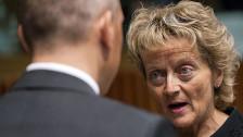Audio «Bundesrätin Widmer-Schlumpf am EU-Finanzminister-Treffen» abspielen