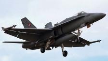 Audio «F/A-18-Absturz: Ein Todesopfer und Blackbox geortet» abspielen
