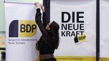 Audio «SVP und BDP nach Kampfscheidung wiedervereint» abspielen