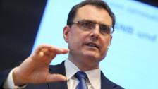 Audio «Thomas Jordan, Präsident der Schweizerischen Nationalbank» abspielen