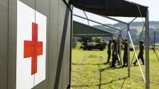 Audio «Obligatorischer HIV-Test für Sanitätstruppen» abspielen