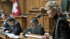 Audio «Nein zu neuem Erbschafts-Steuerabkommen Schweiz-Frankreich» abspielen