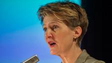 Audio «Wie die Justizministerin für ein Nein zur SVP-Initiative kämpft» abspielen
