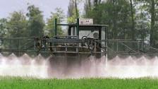 Audio «Umstrittene Massnahmen gegen Pestizide in der Landwirtschaft» abspielen